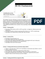 DB2 000-610 Objectives
