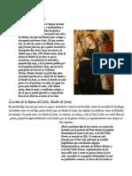 La Anunciacion Luisa Piccaretta