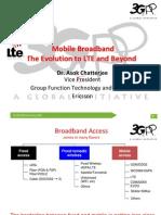 2-Mobile Broadband - The Evolution to LTE and Beyond