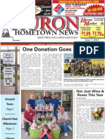 Huron Hometown News - June 7, 2012