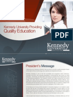 Kennedy University Changing Lives