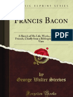 Francis Bacon - 9781440048142