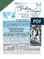 June 3 Bulletin, 2012
