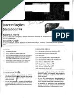 DEVLIN,2011-INTER-RELAÇÕES METABOLICAS