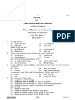 b.ed solved question paperL-1(101)-A