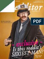 The Redditor Issue 5 November 2011