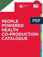 Co-production Catalogue