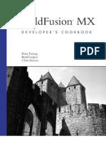 ColdFusion+MX+Developer's+Cookbook