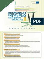 PROGRAMA II Jornadas Andaluzas de Orientación Profesional (2009)