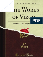 The Works of Virgil - 9781440043048