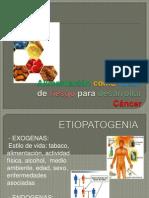 Alimentación como factor de riesgo para desarrollar Cáncer