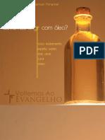 Vinicius Pimentel - Devemos Ungir Com Oleo