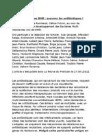 Texte Alliance. Version Finale