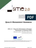 SME2.0 Quality Management Handbook