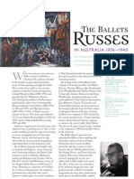 The Ballets Russes in Australia 3