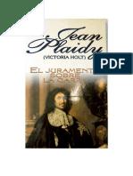 Jean Plaidy - Cien años de guerra 01 El juramento sobre la garza