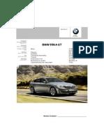 Especificación 550iA GT
