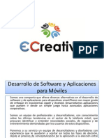 Presentacion de Apps