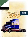 Peterbilt Model 387 Operators Manual