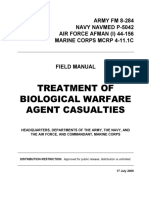 FM 8-284 Treatment of Biological Warfare Agent Casualties