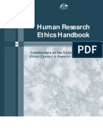 24354035 Human Research Hand Book (1)