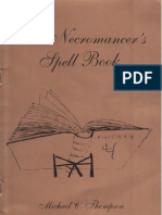 The Necromancers Spellbook