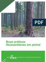 Manual boas práticas fitossanitárias em pinhal