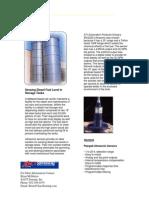 Measuring Diesel Fuel Tank Level -122808