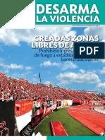 Boletín Desarma la Violencia N° 5