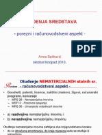 Amra Salihovic Otudjenja Sredstava