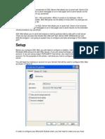 Configure SQL Mail in SQL Server