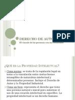 Presentacion Derecho de Autor Conversatorio 2012 CLUCH