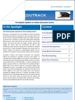 Four-S Fortnightly Education Track 15th March - 31st March 2012