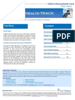 Four-S Fortnightly PharmaHealth Track 23th January - 5th Febuary 2012