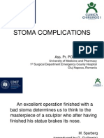Stoma Complications