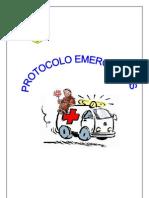 PROTOCOLO DE EMERGENCIAS