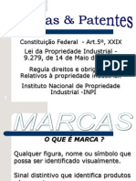 Marcas Patentes