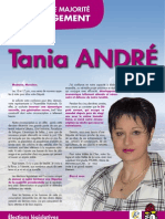 Profession de foi Tania André
