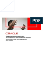 Oracle GoldenGate and Oracle Streams - The Future of Oracle Replication and Data Integration