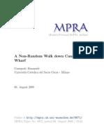 MPRA Paper 9871