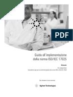 Agilent Guida 17025