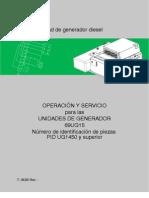 Diagrama Para Regulador de Generador Lemus