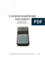 Clicker Technical Document (Autosaved)