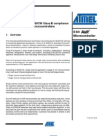 Guide to IEC60730 Class B Compliance With AVR - Doc7715