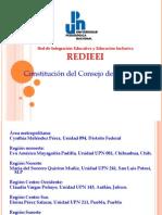 Constitución Del Consejo de La REDIEEI