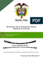 La Politica de Seguridad Del Paciete[1]
