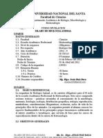 Silabo Biologia Animal 2012-0 UNS