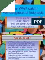 Peran WWF Dalam Pembangunan Di Indonesia