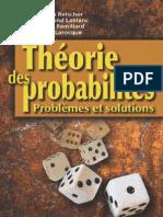 Theorie Des Probabilites-1