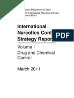 Informe Antinarcoticos 2011